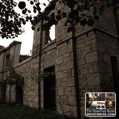 The Hermitage Ruins Ghost Walk