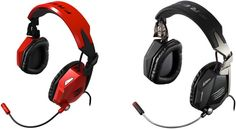 Mad Catz F.R.E.Q. 7 gaming headset pushes the EQ side, adds virtual 7.1 sound