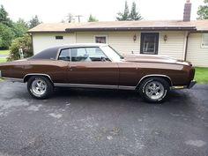 1972 Chevy Monte Carlo, 383 Stroker, 480 HP