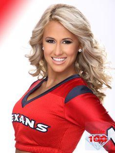 Record setters: 10 Houston Texans cheerleaders make list of 100 Most Beautiful NFL Cheerleaders