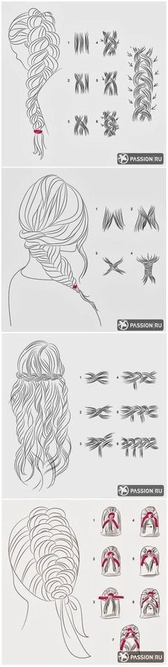 Type of braids                                                                                                                                                      More