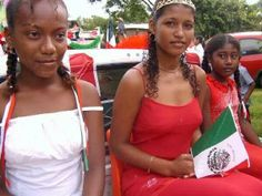 The Faces of Afro Mexicans