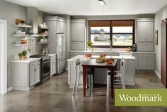 Find This Pin And More On Kitchen Inspiration By American Woodmark Cabinetry .