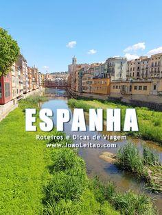 Visitar Espanha – Roteiros e Dicas de Viagem                                                                                                                                                      Mais