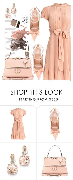 """""""Untitled #647"""" by pesanjsp ❤ liked on Polyvore featuring RED Valentino, BillyTheTree and Victoria Beckham"""
