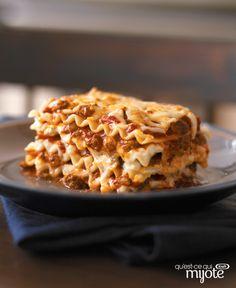 Lasagne toute simple #recette