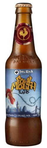 Big Rock Brewery ® - Signature Series Fowl Mouth ESB - Sweet malty flavours, notes of dark fruit, giving way to a dry, earthy hop. Best Craft Beers, Hot Sauce Bottles, Beer Bottles, Beer Art, Beers Of The World, More Beer, Acquired Taste, Beer Brands, Cream Soda