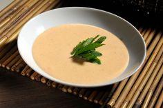 Sopa de camarones (Reforma)