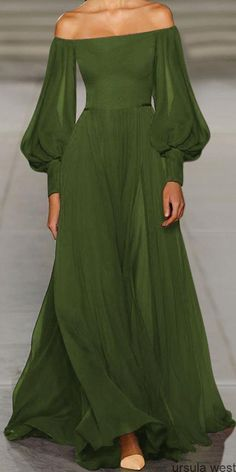 Green Maxi Dress - Women's evening maxi dresses, you will find the best one f. - Green Maxi Dress – Women's evening maxi dresses, you will find the best one for you, up to - Sexy Maxi Dress, Maxi Dress With Sleeves, Sexy Dresses, Fashion Dresses, Dress Up, Woman Dresses, Dress Long, Summer Dresses, Summer Outfits