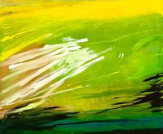 artnet Galleries: A Summer Day at the Sea by Rita Letendre from Galerie Simon Blais Contemporary Abstract Art, Abstract Landscape, Canadian Artists, Op Art, Beautiful Paintings, Abstract Expressionism, Painting Inspiration, Online Art, Art Images