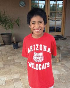 Meet AFFEC's Kid of the Day-- Luis, from Arizona, age 11! http://www.afamilyforeverychild.org/php/ViewKid.php?id=5161