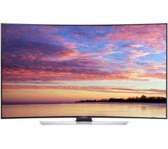 "SAMSUNG UE55HU8500 Smart 3D 4k Ultra HD 55"" Curved LED TV Deals | Pcworld"