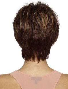 Short Shag Hairstyles for Women Over 50 Back Veiws Short Shag Hairstyles, Popular Short Hairstyles, Short Haircuts, Layered Hairstyles, Hairstyle Short, Trendy Hairstyles, Layered Pixie Cut, Medium Hair Styles, Short Hair Styles