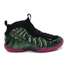 Nike Air Foamposite Pro Wmns Green Pink under $ 65.00