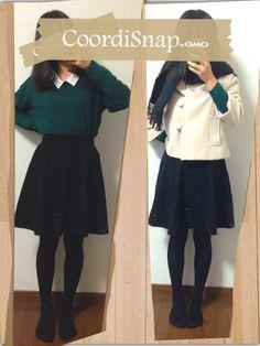 GU, マフラー, ニットのファッションコーディネート(pengin☆彡さん) 1552713 | ファッション検索のコーデスナップ