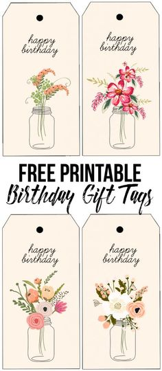 Free Printable Holiday Gift Certificates Free Printable Holiday Gift Tags  Christmas  Pinterest  Holiday .