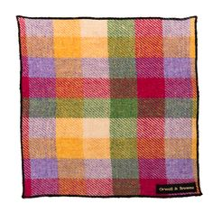 "Check out our ""Mellow Blends"" #Donegal #tweed #pocketsquare. Designed and #handmade in #Ireland. FREE Worldwide Shipping!"