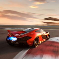Watch this 'must see' #hypercar video! #McLaren P1 vs Nurburgring Nordschleife! Hit the pic to see a #worldrecord