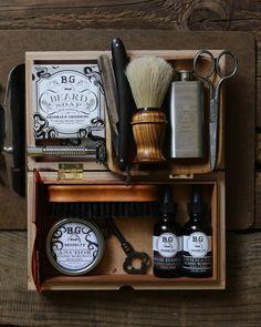 Handmade grooming goods by Brooklyn Grooming