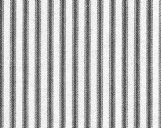 Black Classic Stripe Fabric, Black White Upholstery Fabric, Premier Prints Black Fabric, Classic Ticking Black Fabric by the yard Ticking Fabric, Ticking Stripe, Drapery Fabric, Striped Curtains, Striped Fabrics, White Fabrics, Black And White Fabric, Black White, Charcoal Black