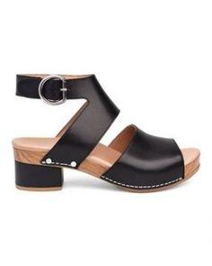 d61790148f Dansko Minka Sandals: Black Full Grain Dansko Shoes, Clogs, Mars Family,  Minka
