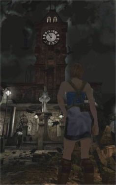 Resident Evil Video Game, Resident Evil Anime, Resident Evil Girl, Valentine Resident Evil, Resident Evil Collection, Creepy Gif, Leon S Kennedy, Evil Art, Jill Valentine