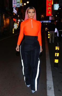 14 Fashion Lessons We Never Expected to Learn From Kim Kardashian – Celebrities Woman Kim Kardashian Sexy, Estilo Kardashian, Kardashian Jenner, Street Style Outfits, Dope Outfits, Fashion Outfits, Women's Fashion, Celebrity Outfits, Celebrity Style