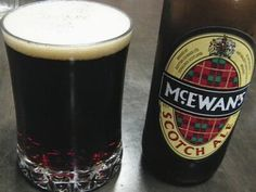 McEwan's Scotch Ale: I'm still getting familiar with scotch ales, so I can't say how this distinguishes itself from others of the same style. That said, it's pleasant, and the malt is so sweet that it tastes vaguely of raisins. $10/six-pack.