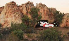 Dormire nella preistoria: benvenuti a Kagga Kama