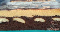 A karamellás sütemény egy krémesen lágy és nagyon finom desszert, amit mindenki imád. A babapiskóta a desszert tésztájában egy olyan különleges látványt nyújt, amelyre mindenki felfigyel. Érdemes kipróbálni.