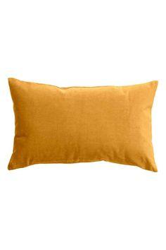 Чехол для подушки из бархата   H&M