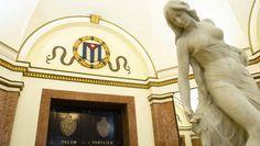 Hall del Hotel Nacional de Cuba