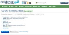 "AdClickXpress Withdrawal proof no13! ""I am getting paid daily at ACX and here is proof of my latest withdrawal. This is not a scam and I love making money online with Ad Click Xpress."" ""Here is my Withdrawal Proof from AdClickXpress. I get paid daily and I can withdraw daily. Online income is possible with ACX, no scam here."" If you are a PASSIVE INCOME SEEKER, then AdClickXpress (Ad Click Xpress) is the best ONLINE OPPORTUNITY for you""http://www.adclickxpress.com/?r=boromazi&p=w2"