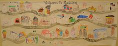 A Place Called Kindergarten: social studies