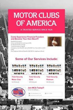 1000 Images About Mca Benefits On Pinterest Motors