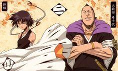 Squad 2: Soi Fon and Marechiyo Omaeda