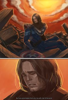 Captain America: The Winter Soldier - Til the end by maXKennedy on DeviantArt