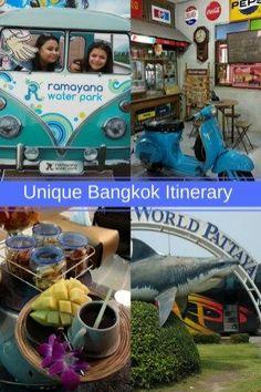 Bangkok is a hotpot