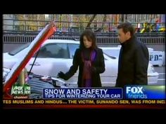 Don't wait until you're stuck on the side of the road; be wise and winterize! Cold weather can damage your car. TV car expert Lauren Fix, The Car Coach, appears on FOX News with tips on winter driving and car maintenance, including snow tires, wiper blade, car batteries, tire pressure, checking fluids, and emergency products. Watch the segment f...