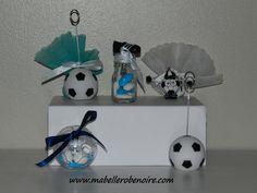 dragées communion/anniversaire: thème football