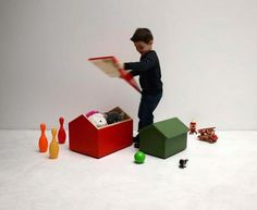 house storage boxes for kids
