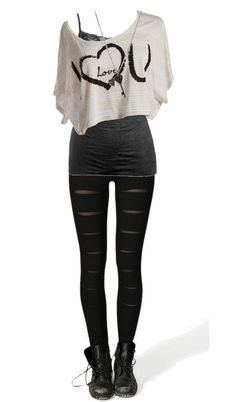 I love this outfit. I love tanks with off the shoulder tops and I'm really curious as to how the bottoms would look on me with some ankle boots.