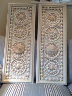 Shelled panels