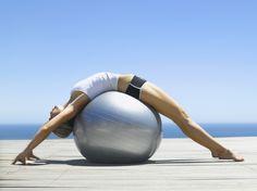 You'll feel an inch taller after a Pilates class