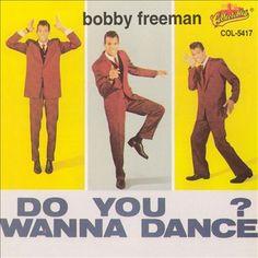 Bobby Freeman - Do You Wanna Dance - 1959