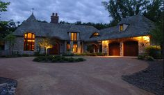 Cotswold Cottage | Hagstrom Builder Inc.    #exteriors #driveway #classichome