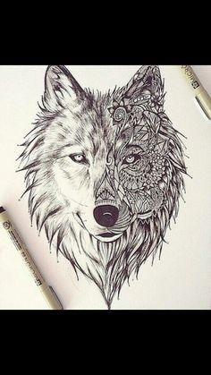 Part Zen Wolf