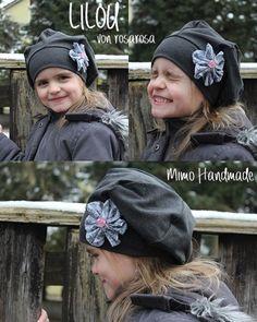 Lilou Probenähen Part 2 Sewing Patterns Free, Free Sewing, Girls Winter Hats, Crochet Hats, Beanies, Children, Craft Ideas, Dresses, Fashion
