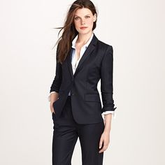 every woman needs a good suit