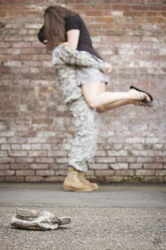 Copyright :: Maegan Hay Imaging {Please do NOT alter, crop, claim credit, or sell}    #couple #oplove #portrait #photography #military #army #engagement